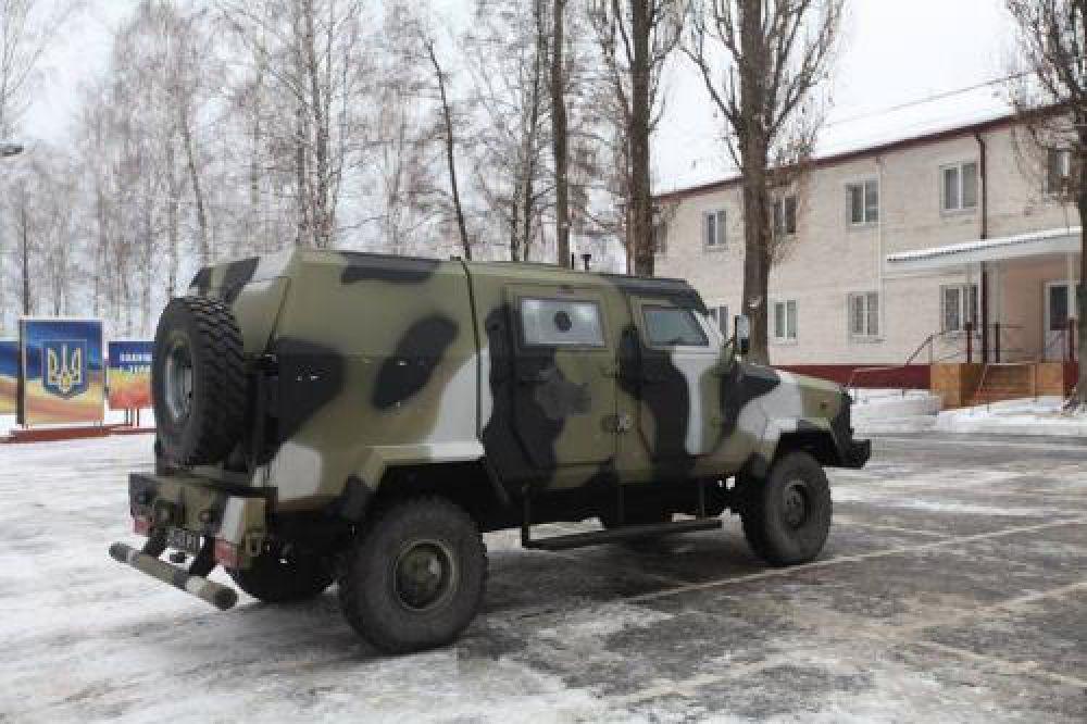 Бронеавтомобиль Kozak