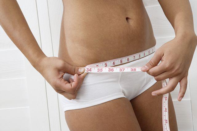 Похудеть на 10 кг за месяц с помощью
