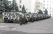 Бронеавтомобили КрАЗ «Спартан»