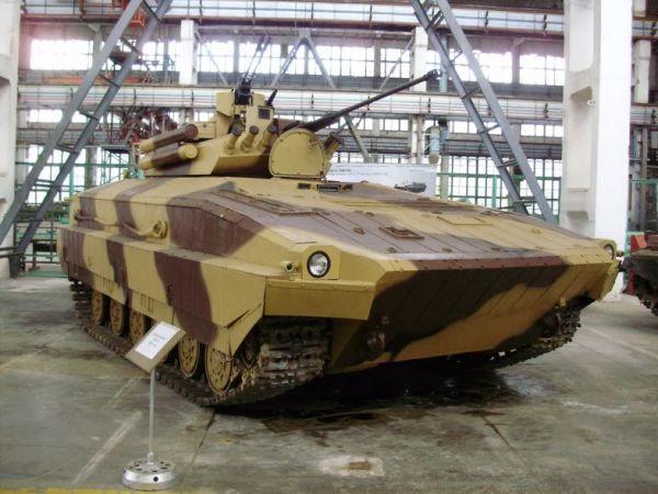 БМП Т-64