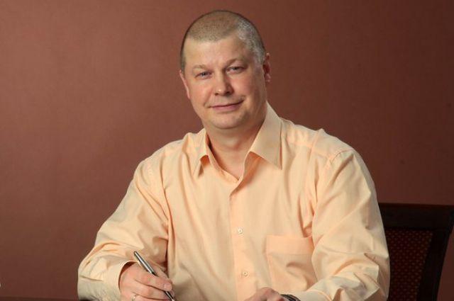 Координатор поисково-спасательного отряда «Волонтёр» Сергей Шухрин