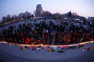 «Народный траур». Как Армения отреагировала на жестокое убийство в Гюмри