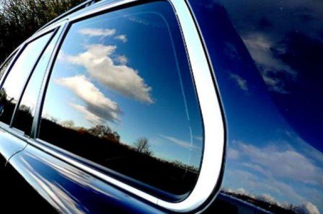 Тонировка стекол в автомобиле