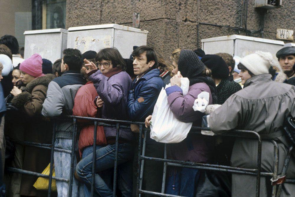 2 апреля 1991 года, были в 2-4 раза повышены цены на продовольственные товары, транспорт, коммунальные услуги.