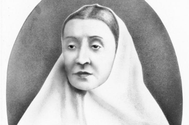 Сестра милосердия Елизавета Карцева (1823-1898).