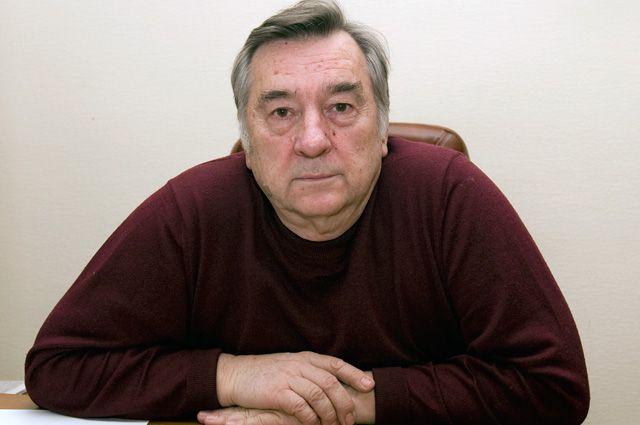 Писатель Александр Проханов.