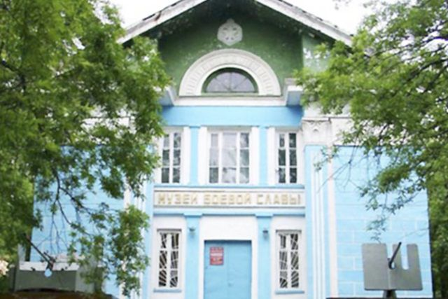 Музей воинской славы в Петропавловске.
