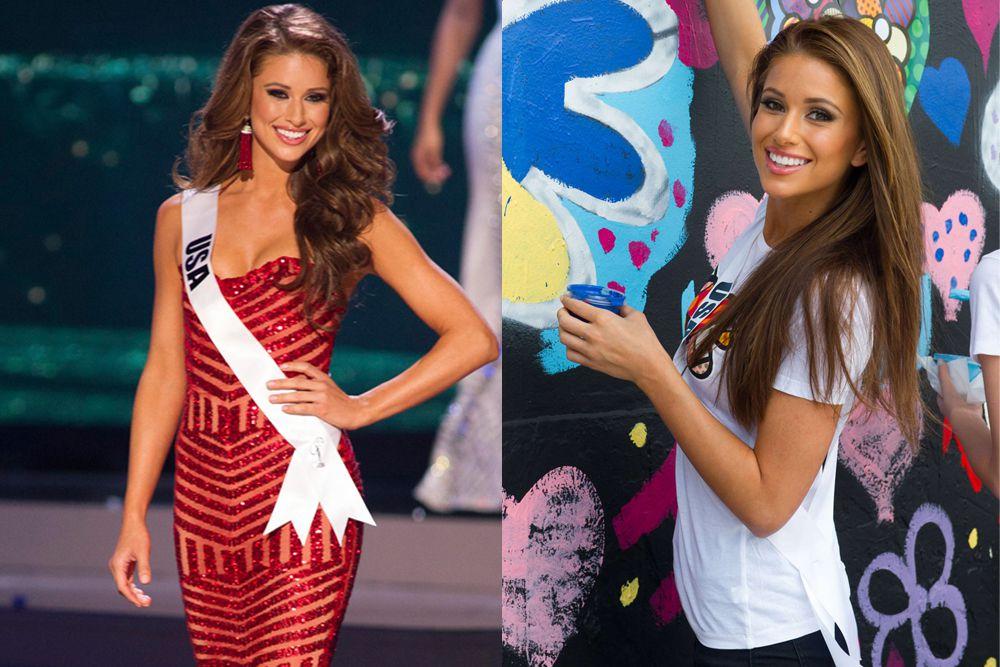 Ниа Санчес из США - настоящий пример целеустремленности. Красотка три года подряд принимала участие в конкурсе красоты своего штата, однако не могла выиграть. Лишь четвертая попытка Ниа оказалась удачной. Да настолько, что девушка с легкостью покорила судей на «Мисс США-2014» и поехала на конкурс во Флориду.