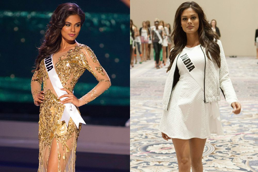 «Мисс Индия» – Нойона Хоссаин уже может похвастаться успехом – один из спонсоров мероприятия Дональд Трамп написал на своей странице в социальной сети, что уверен в победе участницы из Индии. Видимо, девушка смогла покорить сердце олигарха!