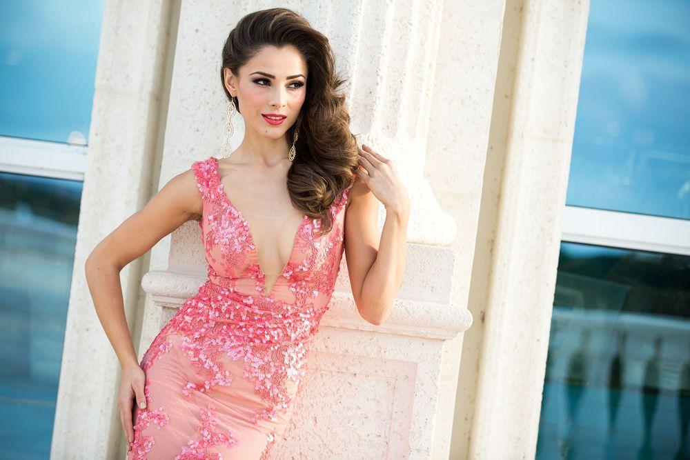 «Мисс Мексика-2014» – Джосселин Гарсиглия.