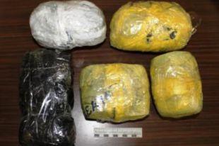 В Поморье полицейские изъяли разные наркотики почти на 700 тысяч рублей