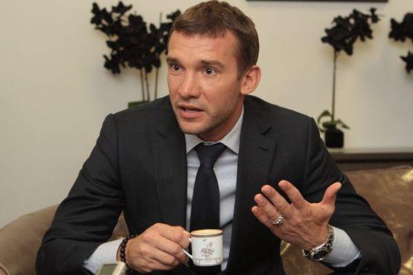 Андрей Шевченко – украинский боксер