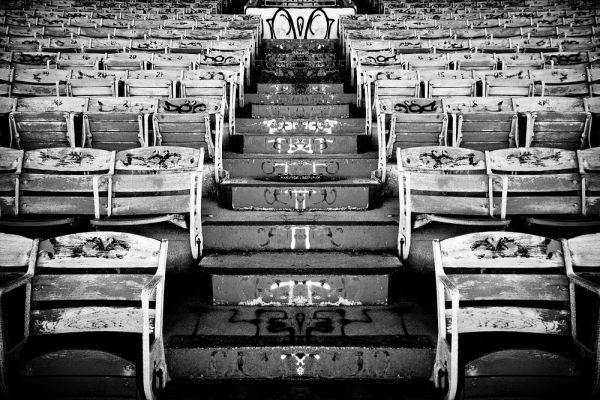 Морской стадион Майями - первый в мире стадион, построенный для соревнований катеров в 1963 году.