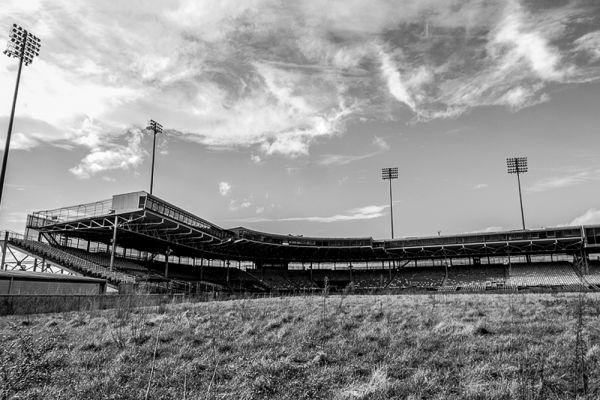 Cooper Stadium - бывший стадион бейсбольной команды Columbus Clippers из Огайо.