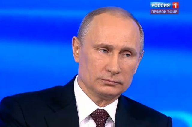 Владимира Путина хотят пригласить на 300-летний юбилей Омска.