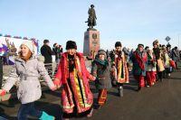 Сагаалган в Иркутске.
