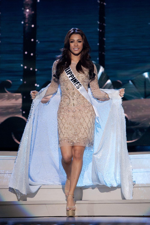 Мисс Филиппины Мари-Джейн Ластимоза