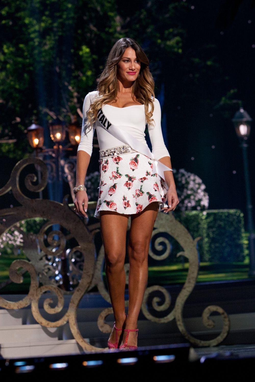 Мисс Италия Валентина Бонарива