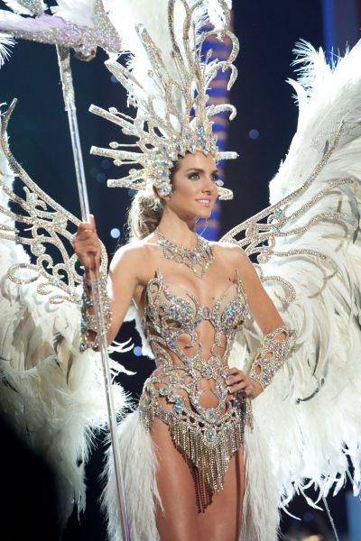 Мисс Аргентина Валентина Феррер