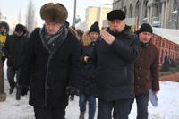 Владимир Мединский посетил Омск 24 января.