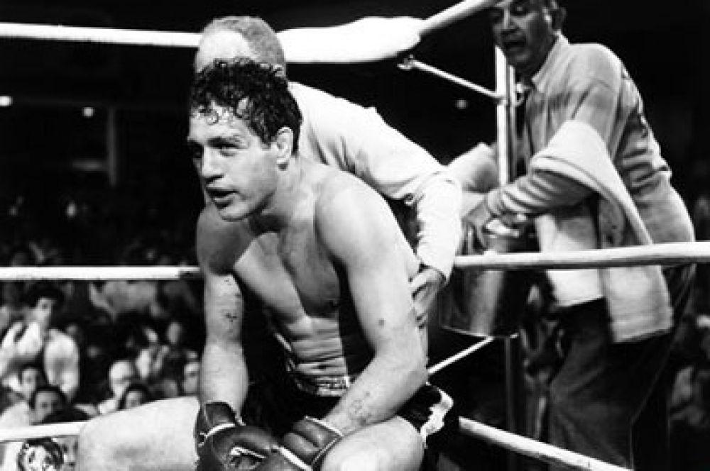 Только в 1956 году к Полу Ньюману приходит зрительское признание. В фильме «Там наверху кто-то любит меня» актер предстал в образе боксера Рокки. После выхода фильма в свет критики сравнивали восходящую звезду с Джеймсом Дином.