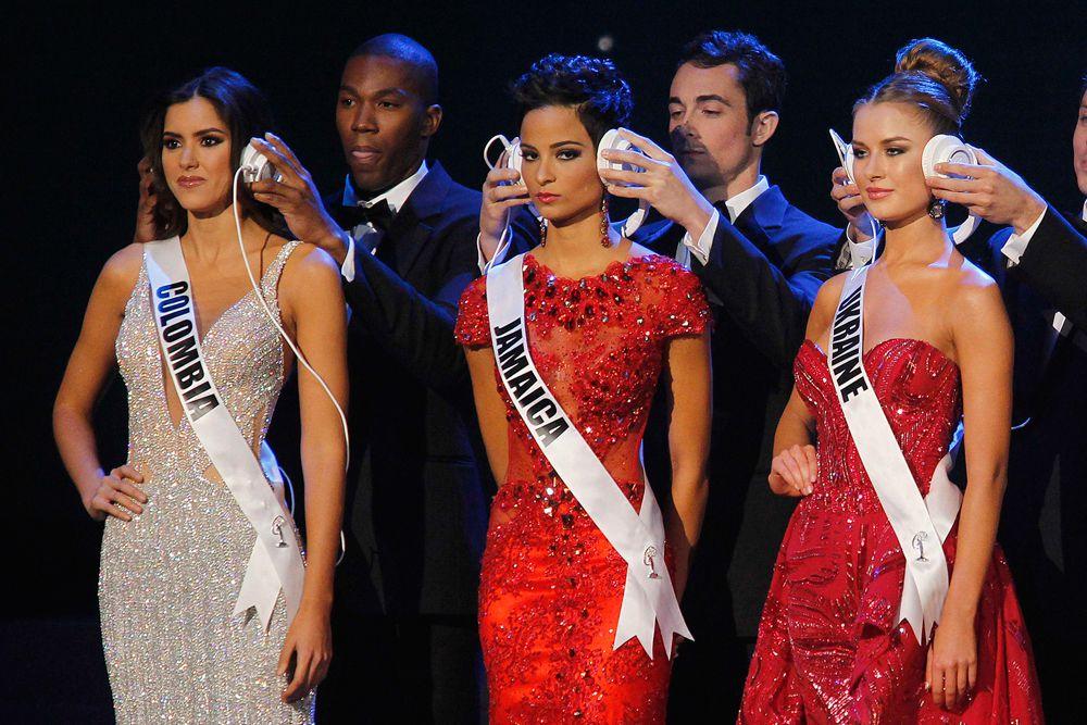 Кроме колумбийки, в пятерку финалисток вошли представительницы США, Нидерландов, Украины и Ямайки. Всего в конкурсе приняли участие 88 девушек. Соревнование проходило в Майами.