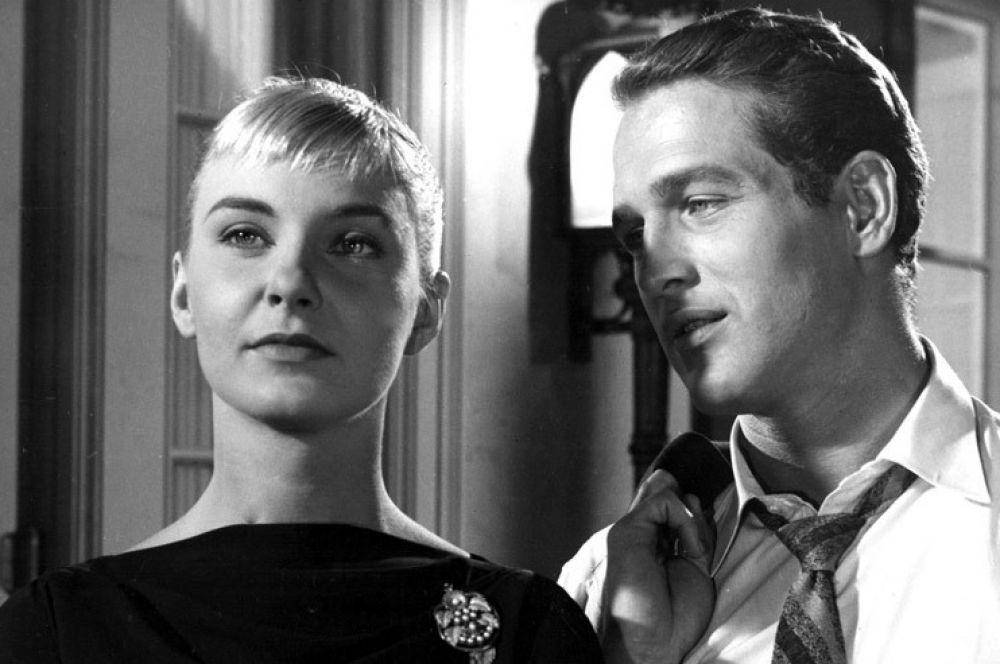 Через два года на съемочной площадки фильма «Жаркое лето» (1958) Пол Ньюман встретил свою будущую жену – актрису Джоан Вудвард: впоследствии пара много снималась вдвоем.