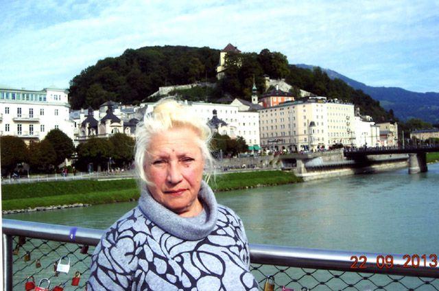 Светлана Тришина побывала в Зальцбурге лишь однажды - в 2013 году. Но мечтает вернуться сюда вновь