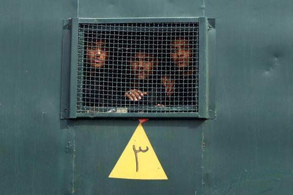 Согласно официальным данным, задержаны около 500 исламистов.