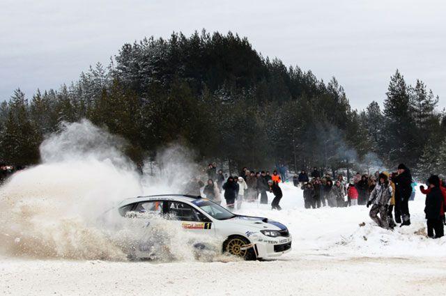 Под Ростовом прошла зрелищная гонка.
