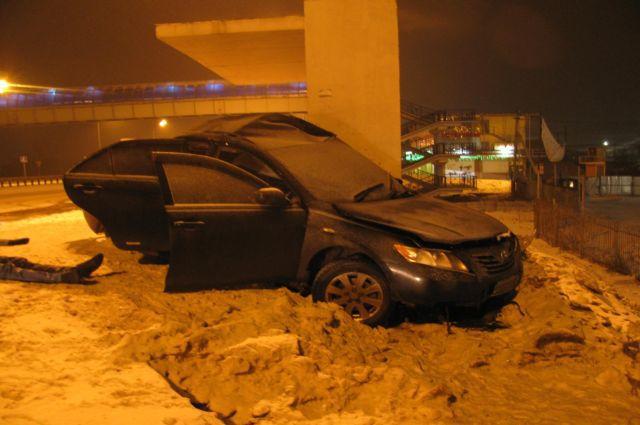 ДТП в Советском районе Владивостока