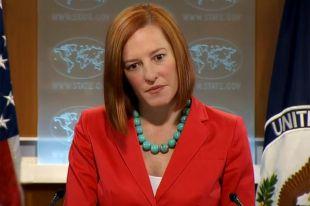 Псаки: у США нет цели оказать негативное влияние на экономику РФ