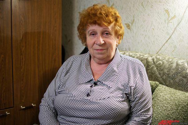 Марина Васильевна Фомина. Родилась в 1943 году. Является членом Совета общественной организации бывших малолетних узников фашизма Орджоникидзевского района города Перми.
