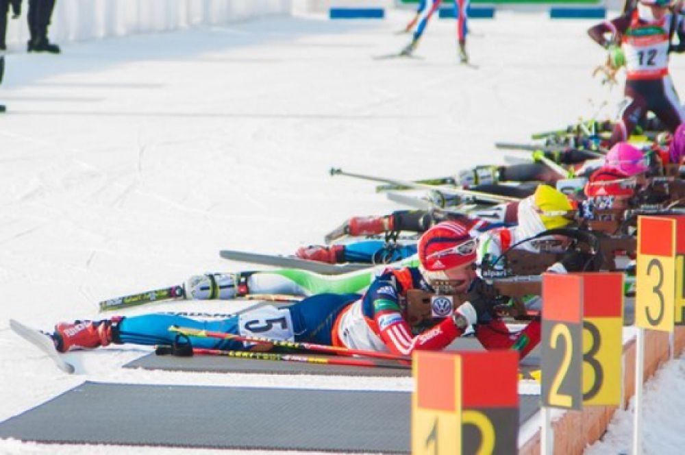 Ханты-Мансийск – традиционное место проведения финального этапа Кубка мира по биатлону.