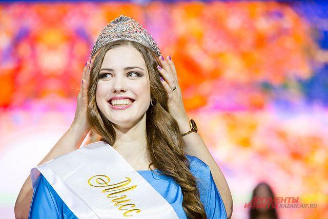 ВКазани прошел финал «Мисс Татарстан-2015»