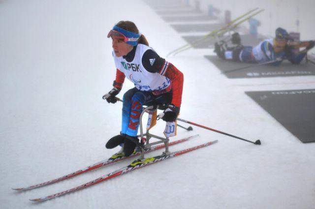 Новосибирская спортсменка взяла золото среди паралимпийцев
