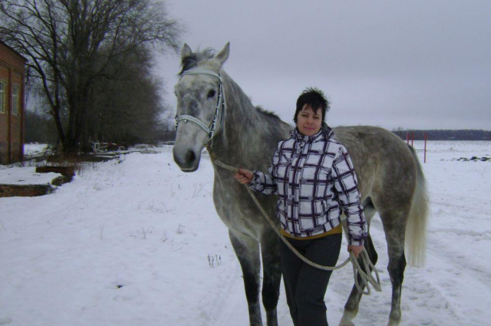 Главным тренером в клубе «Ход конём» будет работать Марина Фокина.