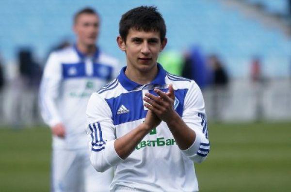 Дмитрий Хлебас ФК «Динамо»