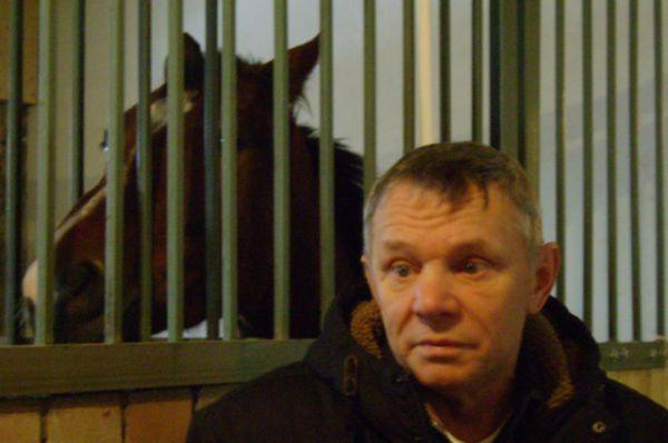 Олимпийский чемпион по конному спорту Николай Корольков - частый гость в клубе.