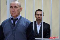 Юрий Моисеев (справа) стал первым соратником Михаила Игнатьева, получившим столь строгий приговор.