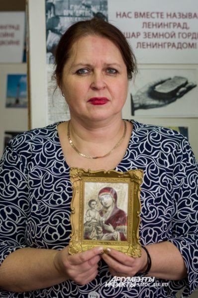 Руководитель музея Ольга Викторовна Терехина.