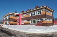 Новый детсад в Иркутском районе.