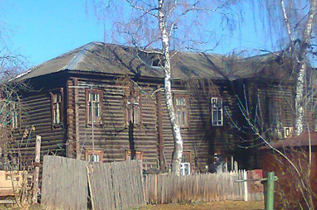 Бараки на окраине Ярославля строились как временное жильё.