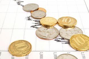 Официальные курс доллара и евро на четверг немного снизились