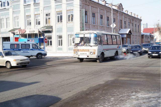 Маршрут автобуса №157А изменят