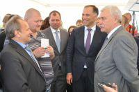 Ход работ на Суздальском проспекте обсуждался во время посещения объекта губернатором Георгием Полтавченко.