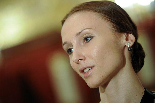Светлана Захарова.