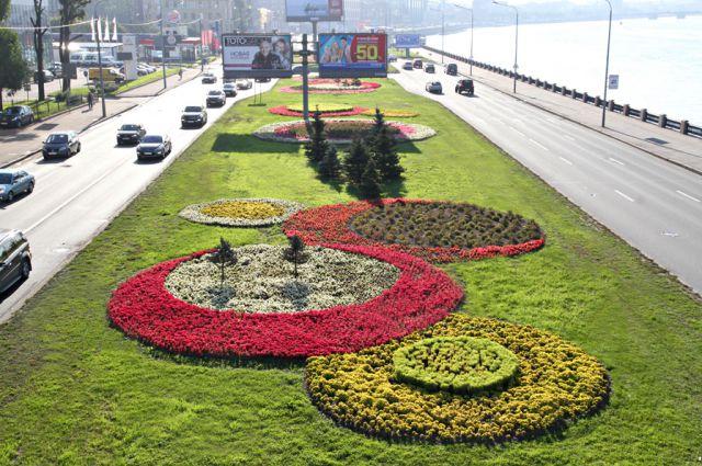 Выборгский район занял 2 место в городском конкурсе по благоустройству.
