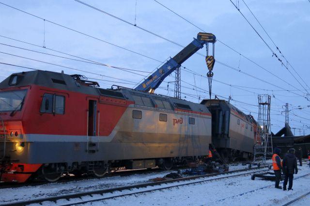 Восстановительные работы на станции  «Любинская» завершились.