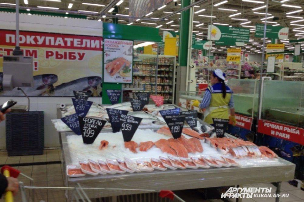 ТОП-10 самых дорогих продуктов. 2-е место: стейк красной рыбы.